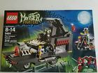 New LEGO Monster Fighters 9464 The Vampyre Hearse. Halloween fun! Vampire NIB