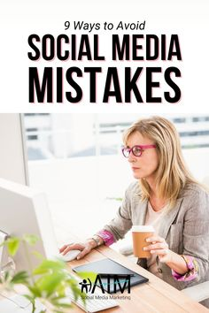 Avoid making these common social media marketing mistakes to improve your marketing strategy. Marketing agency specialized in social media management, sales funnels, email marketing campaigns, Facebook ads Best Email Marketing Software, Facebook Marketing Strategy, Email Marketing Campaign, Social Media Marketing Business, Instagram Marketing Tips, Instagram Tips, Content Marketing, Digital Marketing, Types Of Social Media