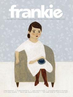 Frankie, March/April 2013,