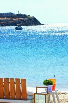 Ammos beach Mykonos