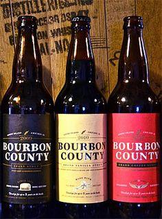 Goose Island - Bourbon County Stout.