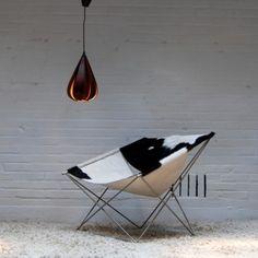 Butterfly Lounge Chair by Pierre Paulin for Artifort