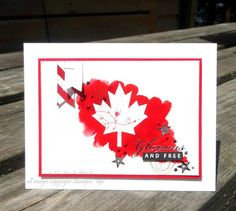F4A279 Glorious & Free by Weekend Warrior - Cards and Paper Crafts at Splitcoaststampers