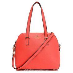 fba6a53bc7af Wholesale Kate Spade Handbags 09 Series Totes Red WBKSHB150711 Kate Spade  Gramercy Watch