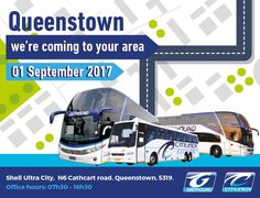 Hey! Have you been to our new Queenstown office yet? Post your selfies and don't forget to book your ticket at our new Queenstown office between 1 and 15 September 2017 and you will receive a 20% discount!