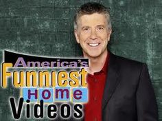 America's Funniest Home Videos is a long running comedy series hosted by standup comedian Tom Bergeron. The series shows a weekly collection of the funny home videos submitted by people all across America. Afv Videos, Movies Showing, Movies And Tv Shows, Best Comedy Shows, America's Funniest Home Videos, Top Comedies, America Funny, Tv Times, Great Tv Shows