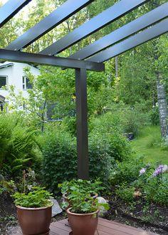 Decking, Helsinki, Pergola, Outdoor Structures, Outdoor Pergola