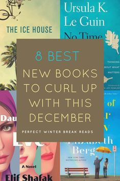 Unputdownable Reads to Curl Up with in December
