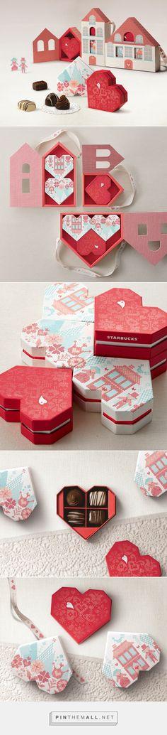 Starbucks Valentine's Day by Eulie Lee