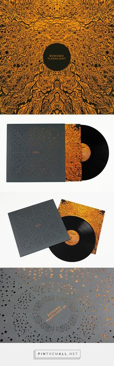 It's Nice That : Great new album artwork from Leif Podhajsky