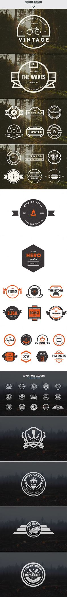 900+ Amazing Logos Bundle Available in .AI & .PSD - 42
