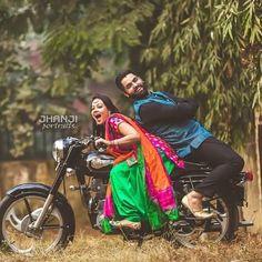 New Wedding Couple Poses Punjabi 51 Ideas Indian Wedding Couple Photography, Wedding Couple Photos, Couple Photography Poses, Wedding Couples, Portrait Photography, Pre Wedding Poses, Pre Wedding Shoot Ideas, Pre Wedding Photoshoot, Indian Photoshoot
