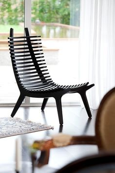Fancy - Wooden Chair someone?