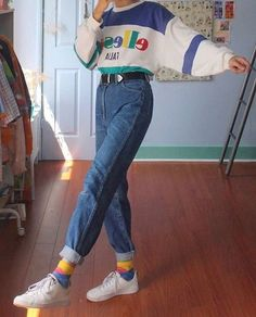 @ 𝕜𝕤𝕝𝕒𝕪𝕟𝕟𝕟 ◀ ️ ð ð - Mode Outfits Retro Outfits, Mode Outfits, Vintage Hipster Outfits, 80s Inspired Outfits, Trendy Outfits, 90s Style Outfits, Diy Outfits, 90s Outfits For Women, 1990s Fashion Outfits