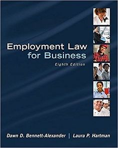 Financial accounting ifrs 3rd edition solutions manual weygandt employment law for business 8th edition solutions manual bennett alexander hartman instant download free download fandeluxe Gallery