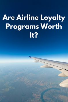 Airline frequent flyer programs do have their perks, but is yours worth it?  I…