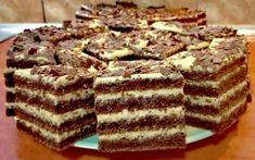 Romanian Desserts, Romanian Food, Creme Caramel, Tiramisu, Sweet Tooth, Dessert Recipes, Sweets, Candy, Food And Drink