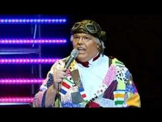 Chubby brown comedian
