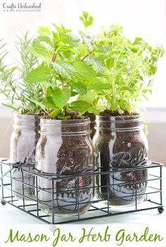 Decorazioni primaverili con barattoli di vetro riciclati! 20 idee per ispirarvi…