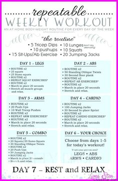 Exercise At Home Plan Weekly Workout Plan Achievable Weekly . exercise at home plan weekly workout plan achievable weekly workout plans - Fitness Beginner Workout At Home, Workout Plan For Beginners, Workout Plan For Women, At Home Workout Plan, Workout Women, Workout Plans For Teens, Teen Workout, Home Exercise Program, Home Exercise Routines