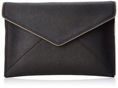 Rebecca Minkoff Leo Cross-Body Clutch, Black, One Size Rebecca Minkoff http://www.amazon.com/dp/B00L22Q2T8/ref=cm_sw_r_pi_dp_jTKwub197Z7JV