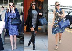Miranda Kerr's Best Street Style : Lucky Magazine