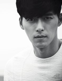 Hyun Bin - W Magazine May Issue '14