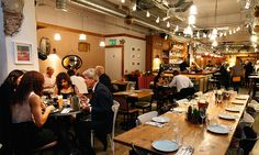 Pachamama, London W1: 'Unlikely to trouble the Deliciously Ella brigade' – restaurant review | Life and style | The Guardian