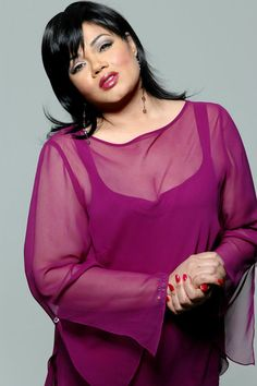 Angela Bofill, Afro Cuban, is an American R vocalist and songwriter. Bofill was born to a Cuban father and a Puerto Rican mother; one of the first Latina singers to find success in the R market.