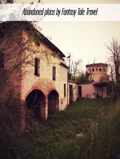 A abandoned place near Colorno