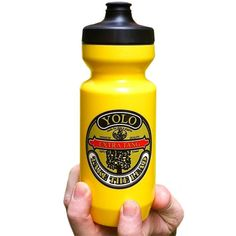 FYXO - YOLO // Meta: #FYXO #bidon #cycling #bottle