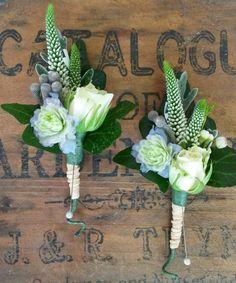 Ladies Buttonholes - Fleurt in Monkseaton