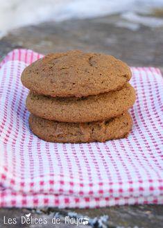 Les délices de Maya: Biscuits à la mélasse comme ceux de grand-mère