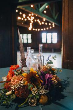 Whimsical Peter Pan Inspired Wedding http://cararufenacht.com/