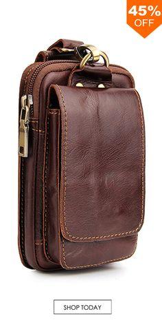 070a801a02f Tassen voorbeelden · 45%OFF&Free shipping. Shop in banggood.com now! Lederen  Etui, Lederen