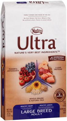Sale $52.98 - Natural Choice Ultra™ Large Breed Dry Dog Food, 30 Pound Bag