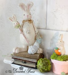 The Decorated House: Bunny Hop Easter 2013