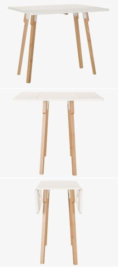 Folding & Expanding Tables | Apartment Therapy
