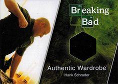Breaking Bad Costume Wardrobe Card M2 Dean Norris as Hank Schrader @ niftywarehouse.com #NiftyWarehouse #BreakingBad #AMC #Show #TV #Shows #Gifts #Merchandise #WalterWhite