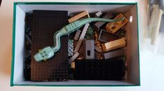 LEGO Harry Potter The Chamber of Secrets (4730) parts