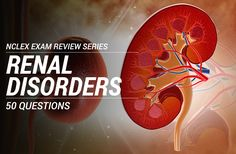 This is a 50-item NCLEX style exam that has questions about the diseases affecting the Renal System. Challenging questions about Chronic Renal Failure, Kidney Transplant and Renal Calculi are given in this test.