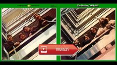 Artwork for The Beatles GREEN ALBUM DISC 1  Background music A Deep Rebel Yell by Hffmnn Hffmnn is a group of Power Pop Rock or similar This song refers to an
