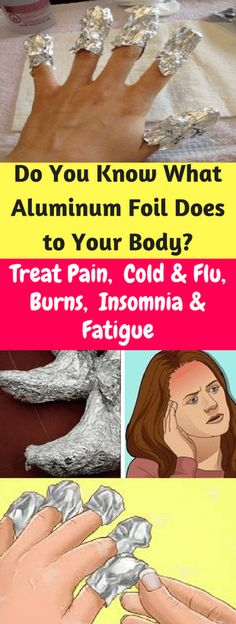Do You Know What Aluminum, Foil Does to Your Body? After Reading, This You'll Never, Stop Using, It!!!! - All What You Need Is Here