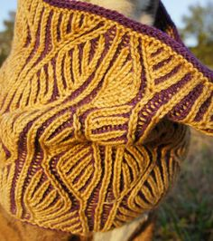 New Brioche Patterns: Zillah and Rhoda « mercedes knits