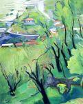 Κάνθος Τηλέμαχος – Telemachos Κanthos [1910-1993] Cypriot Part.II | paletaart4 – Χρώμα & Φώς Painters, Art, Art Background, Kunst, Performing Arts, Art Education Resources, Artworks
