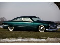 """1949 The """"Foose Ford"""" Custom Coupe by Chip Foose"""
