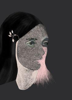 misswallflower:  byDorris Vooijs