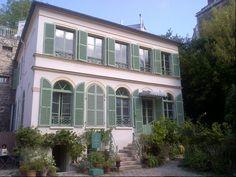 Musée de la Vie Romantique in Paris, Île-de-France