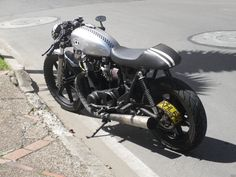 Reader Submittal. XS650 Cafe From Bogota. MEEEEAN