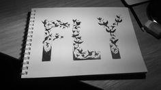 Everyone can fly #drawing #fly #sketch #birds #bird #blackandwhite
